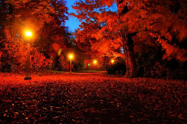 Autumn October