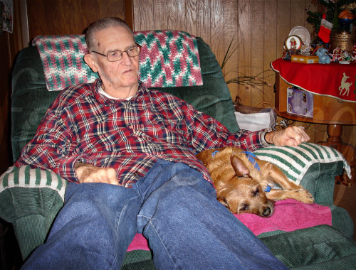 Grandpa & Sammy