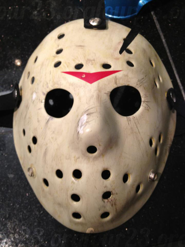 Jason Mask End Result