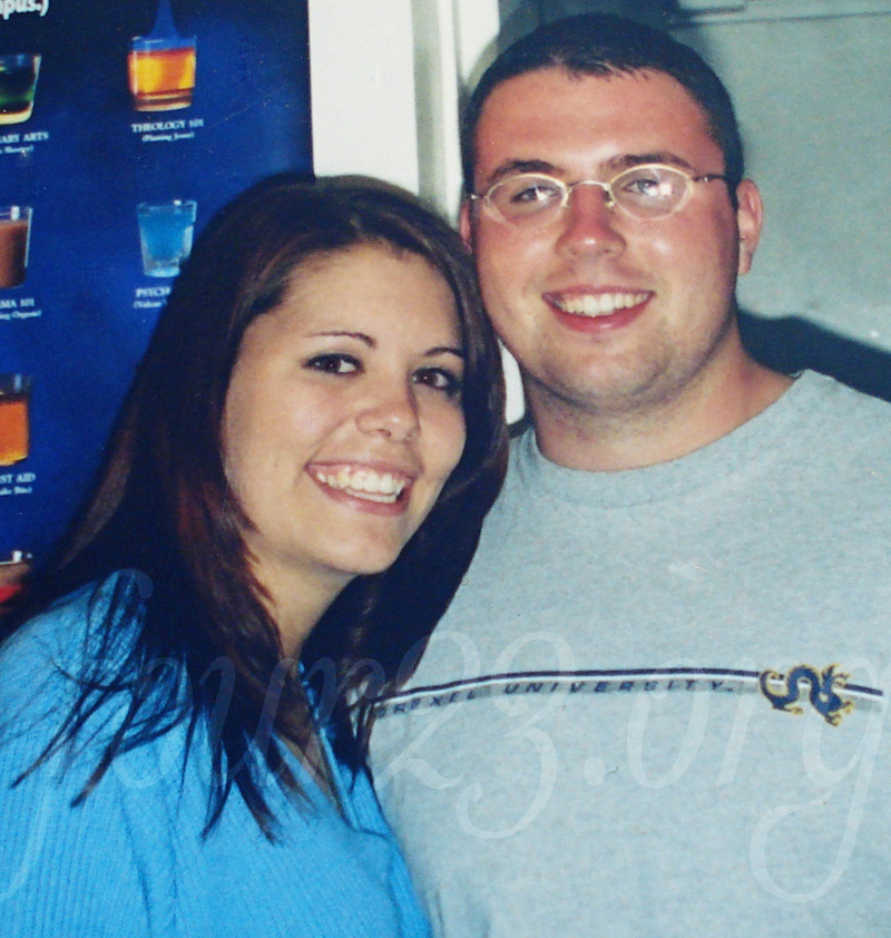 Wayback Wednesday - Steve and Kristy